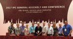 Oceania represented at the IPC General Assembly in Abu Dhabi